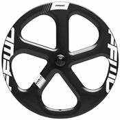 5 SPOKE FCT TRACK FRONT WHITE