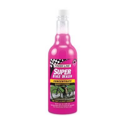 SUPER BIKE WASH - Concentrate 475ml (16oz) - x6