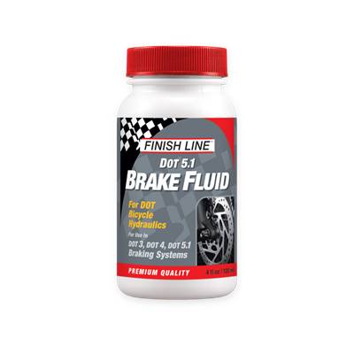 BRAKE FLUID DOT 5.1 - 120ml (4oz) - x1