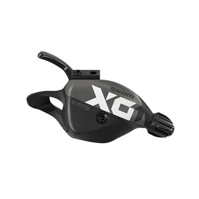 TRIGGER XX1 EAGLE 12 V SINGLE CLICK AR W DISCRETE CLAMP BLACK