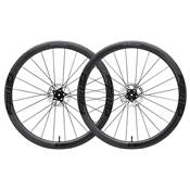 RAW WHEELSET FCC DT180 SHIMANO